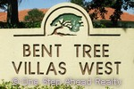 sign for Bent Tree Villas West
