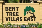 sign for Bent Tree Villas East