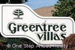 Greentree Villas community sign